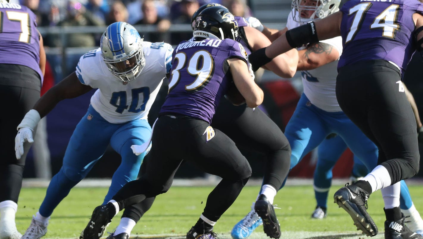 Detroit Lions' Jarrad Davis: 'It's a dangerous game & I don't want to make it safe'