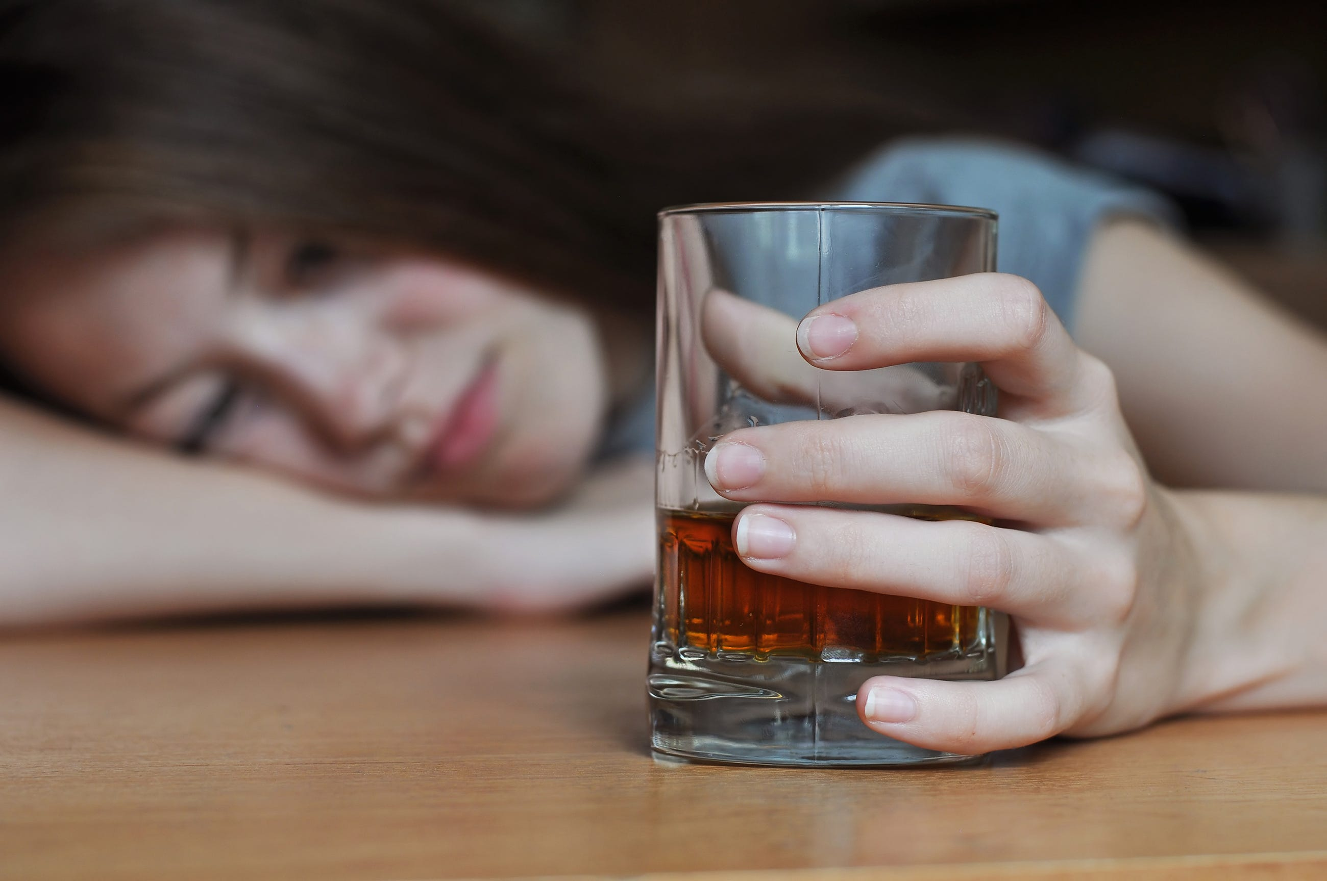Too Much Alcohol Linked to Unsafe Sex