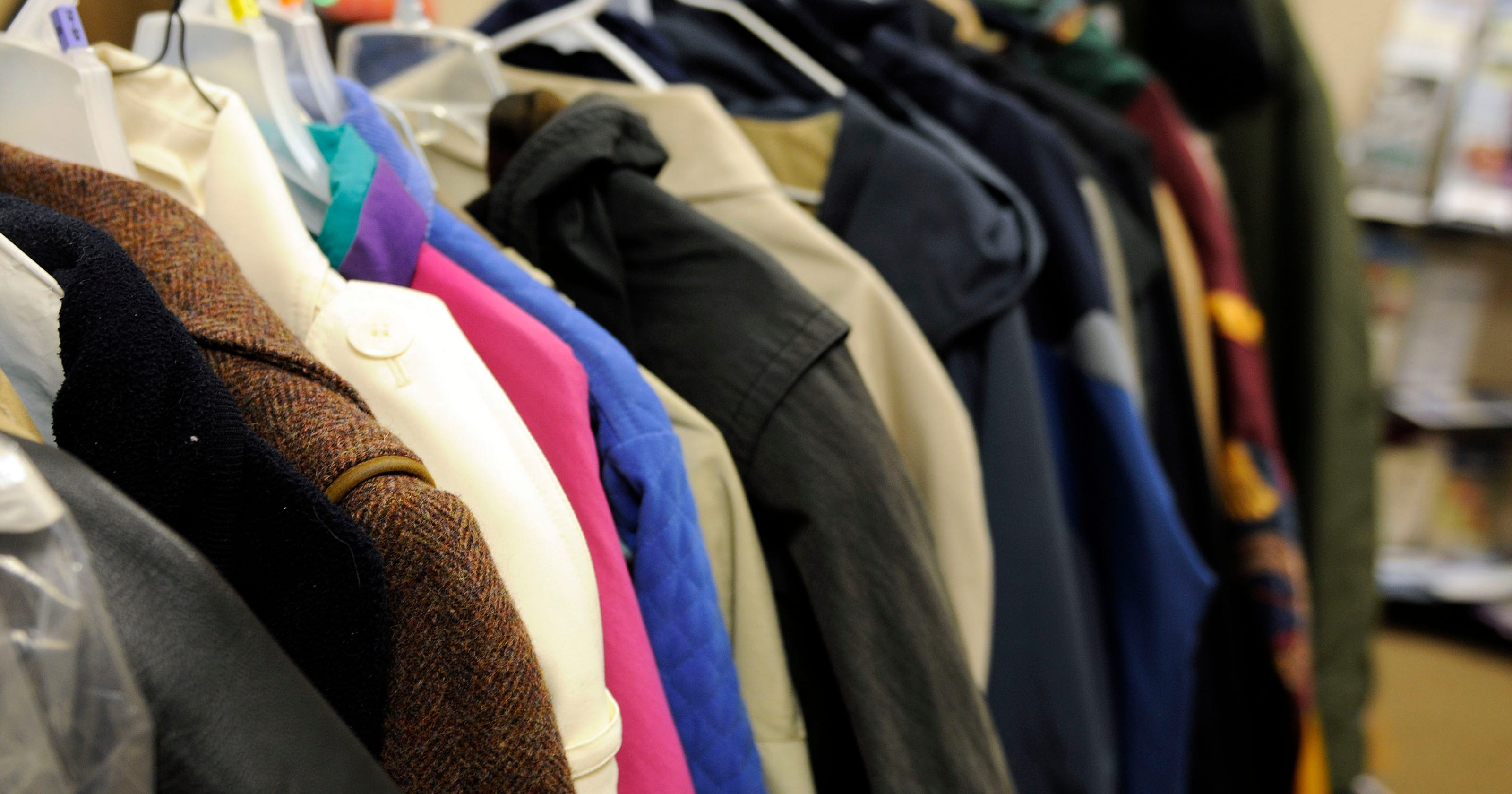 As cold approaches Salvation Army gears up 'Coats for