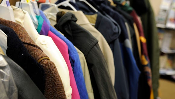 The Salvation Army's annual coat drive provided more