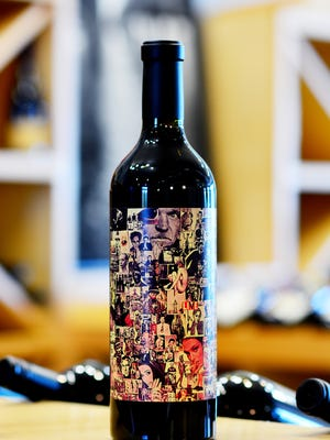 Orin Swift Abstract, $41, pairs well with port and beef; courtesy of Aragon Wine Market.