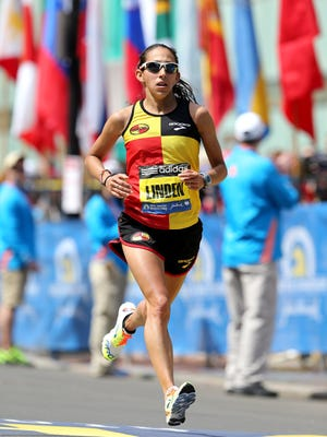 Former ASU runner Desiree Linden is running Monday at the Boston Marathon, where she was second in 2011 and 10th last year.