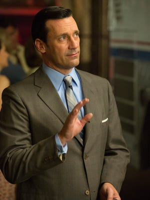 """Don Draper (Jon Hamm) and  the AMC television series """"Mad Men"""" have said farewell to fans after seven seasons."""
