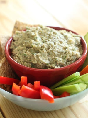 You'll want this Chargrilled garlicky eggplant dip in your summer repertoire.