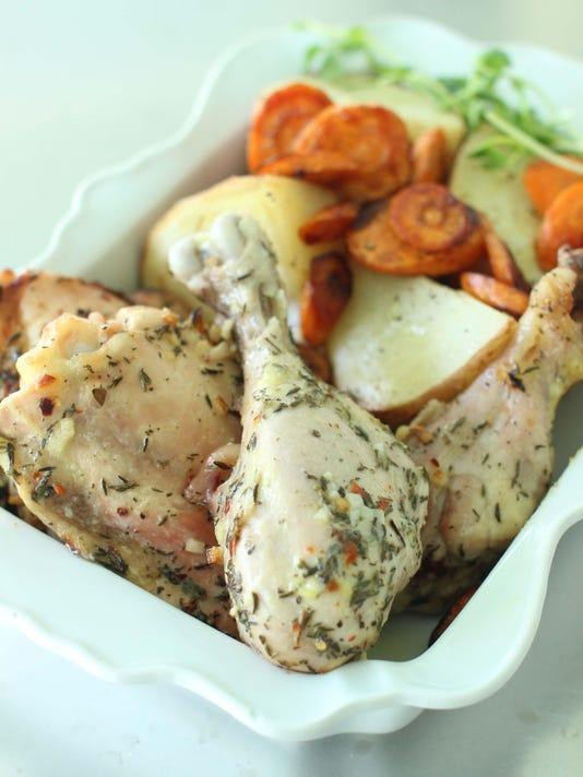 Food Healthy Chicken _Marq