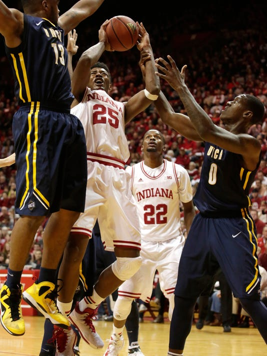Indiana UNC Greensboro Basketball