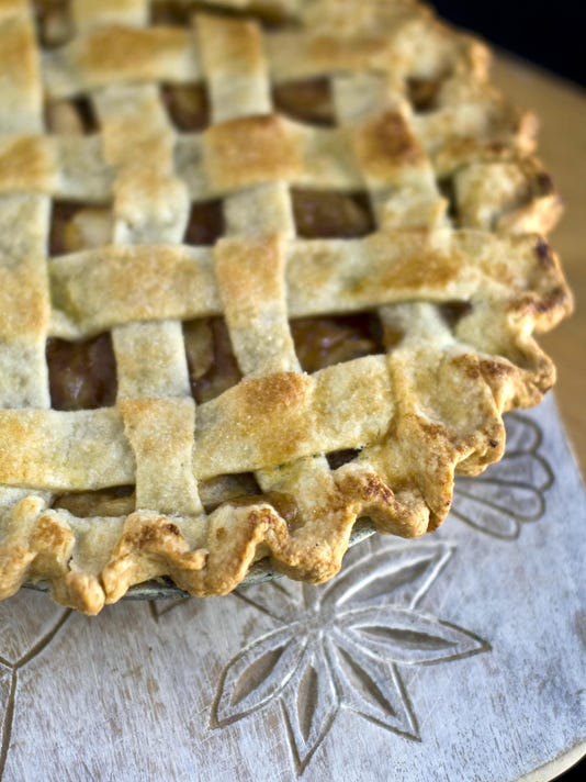 Classic apple pie 2011