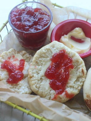 Homemade English muffins are easy to make and taste just as good as the store-bought variety.