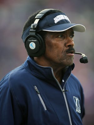 Harold Jackson was relieved of his coaching duties at Jackson State on Tuesday.