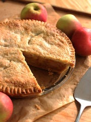 Apple pie ingredients are few and elemental: apples, of course, along with sugar, flavoring and pie crust. But choosing the right apples is a serious business.