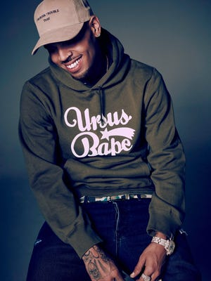 Chris Brown, 26, will release his seventh album, 'Royalty,' on Friday.