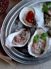 One of Valentine's Day's enduring customs is to launch the annual Feast of Love with a dozen raw oysters on the half shell washed down with a chilled bottle of bubbly. The briny bivalves have long enjoyed a reputation as an aphrodisiac. (