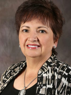 Brenda Alvarez will be one of two 2016 inductees into the New Mexico State University College of Business Hall of Fame at a ceremony April 8.