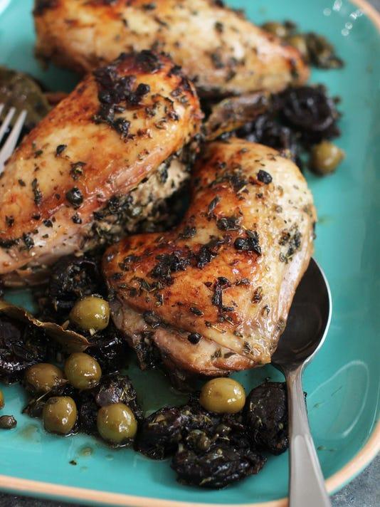 Food-Deadline-Chicken Marbella