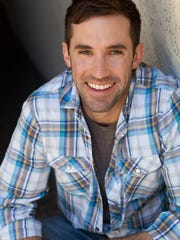 Stand-up comic Michael Palascak