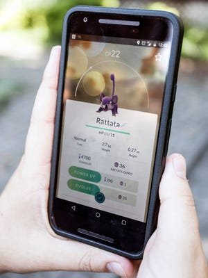 Rats and pigeons are the more commonly found inhabitants of the Pokémon GO universe when roaming within city limits.