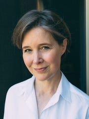 Author Ann Patchett.