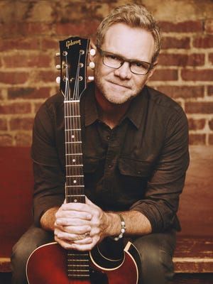"""Contemporary Christian music singer-songwriter Steven Curtis Chapman will take his """"Songs & Stories"""" tour to Downtown's Plaza Theatre on Sunday."""