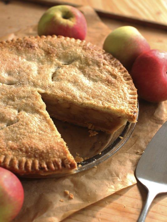 Food KitchenWise Apple Pie