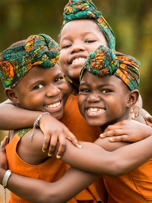 The African Children's Choir will perform Nov. 18 in Wichita Falls.