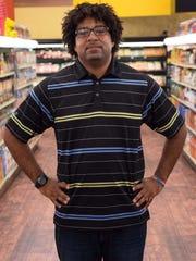 Stephen Jones, as seen on Food Network's Guy's Grocery