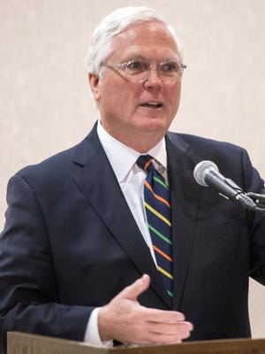 County Attorney Mike O'Connell