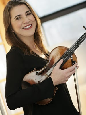 The Oregon Symphony Association in Salem presents Nadja and the Four Seasons at 8 p.m. Friday, Jan. 6, at Willamette University's Smith Auditorium, 900 State St.