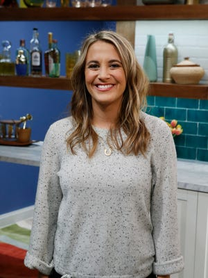 "Host Fanny Slater is a co-host of Food Network's ""The Kitchen Sink,"" Season 2."