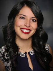 Silvia Catten was elected to Millcreek's first city council last year at the age of 30.