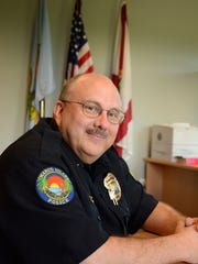 MIPD Capt. Dave Baer