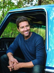 Josh Turner is headlining this year's OakHeart Country Music Festival.