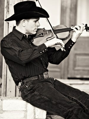 Fiddle player Jason Roberts will play at 11 a.m. and 5 p.m. June 16 at the 30th annual Legends of Western Swing Music Festival in the MPEC's Ray Clymer Exhibit Hall.