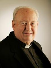 Monsignor Francis Xavier Mankel