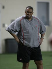 Stan Jefferson spent 13 years with the football program