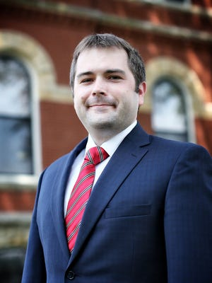 Adam Dreher is seeking the Democratic nomination for Michigan's 22nd state Senate seat in 2018.