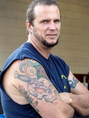 Erik Gunn learned how to be an auto mechanic during his recovery from addiction.