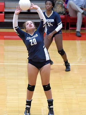 Roberson is one of three WNC volleyball teams remaining in the NCSHAA playoffs