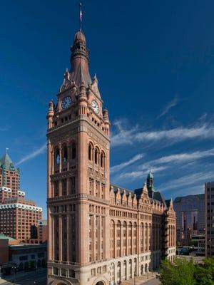 Milwaukee City Hall.