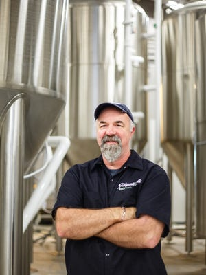 Playalinda Brewing Company's brewmaster Ron Raike turned his love of beer into a profession.