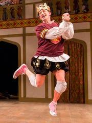John Zak stars in the Delaware Theatre Company's 'The