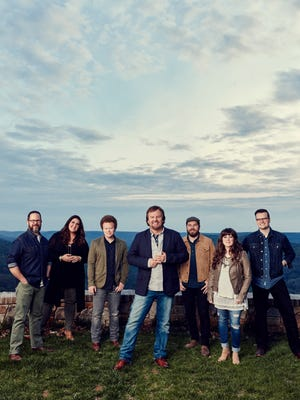 The Christian music group Casting Crowns is in concert Thursday at the Abilene Convention Center.