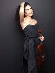 Viola player Meena Bhasin joins Scrag Mountain Music