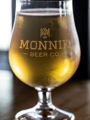 A Monnik Beer Company beer.