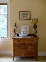 When looking to furnish a home, Bill and Phyllis Malcom