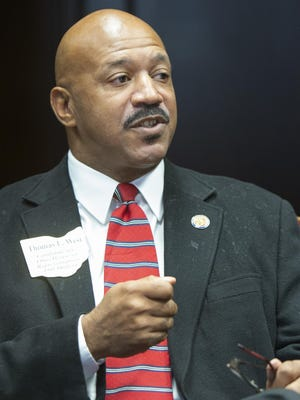 State Rep. Thomas West, D-Canton.