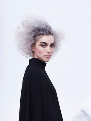 Annie Clark, better known as St. Vincent, plays a sold-out show Friday at Higher Ground.