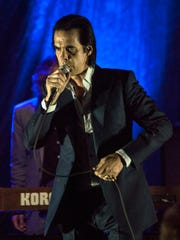 Nick Cave and The Bad Seeds turn in the year's most electric show at the Palace.