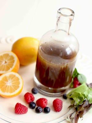 Skip the prepared dressing and make your own vinaigrette.