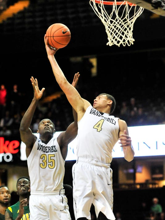 NCAA Basketball: Norfolk State at Vanderbilt