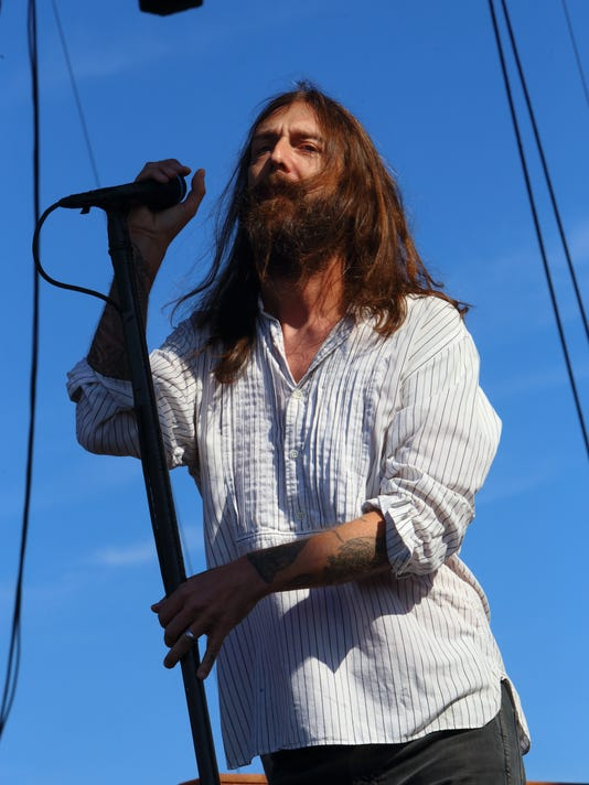 Chris Robinson, The Black Crowes, Lockn' Festival